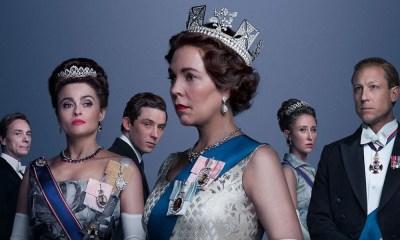 fecha de inicio de grabaciones de 'The Crown 5'