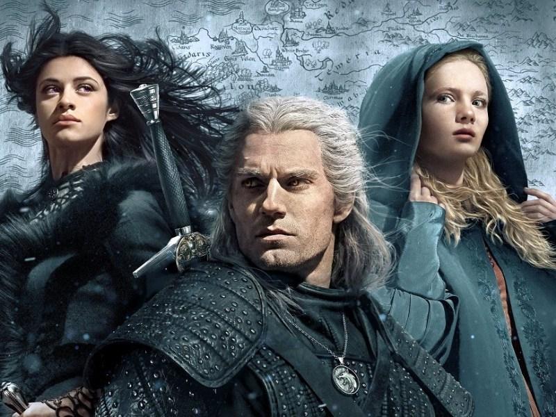 fecha de inicio de grabaciones de 'The Witcher Blood Origin