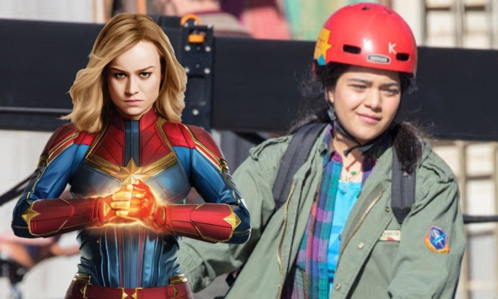 Ms Marvel estará en Captain Marvel 2