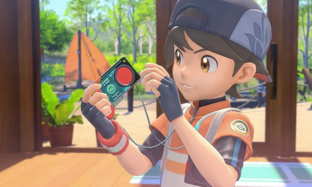 Impresora para New Pokémon Snap