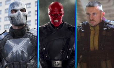 Red Skull en Captain America 4