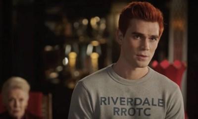 Retrasan el estreno del final de la quinta temporada de Riverdale
