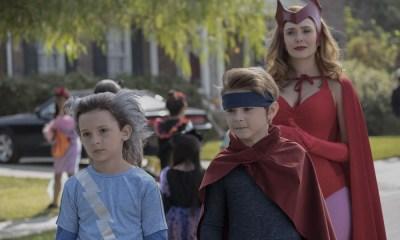 Regreso de los hijos de Wanda en Doctor Strange 2