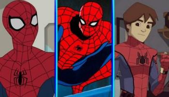 Spider-Man de los 90 en 'Into The Spider-Verse 2'