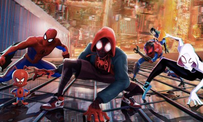 Directores de Spider-Man: Into the Spider-Verse 2