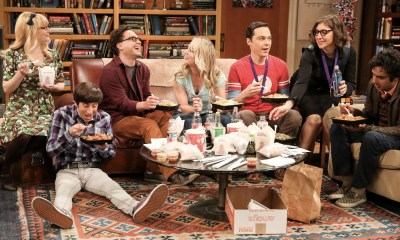 Pronto para un reencuentro de The Big Bang Theory