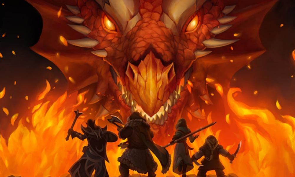 tres nuevos productos de 'Dungeons & Dragons'