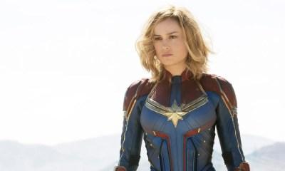 Brie Larson se pone en forma para The Marvels