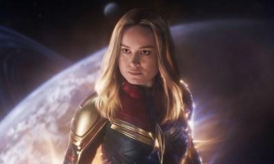 Brie Larson quiere que Captain Marvel sea la más poderosa del MCU
