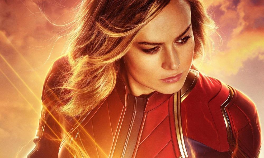 Cambiaron el logo de 'The Marvels'