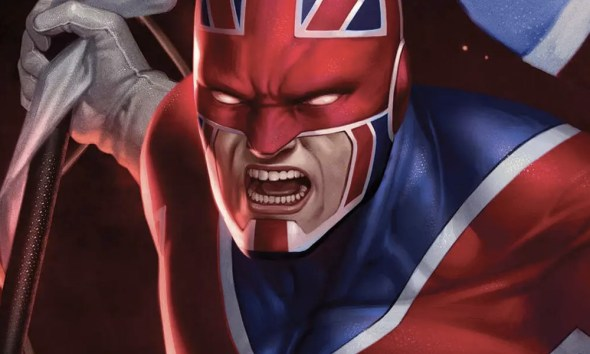 Captain Britain debutará en Marvel