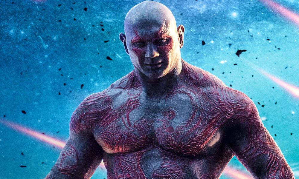 Dave Bautista ya no interpretará a Drax