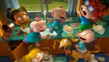 trailer del reboot de 'Rugrats'