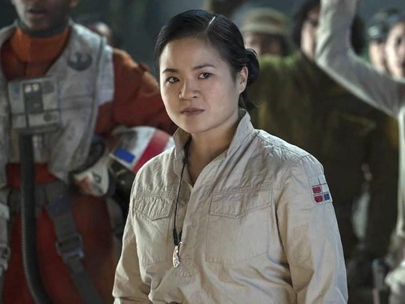 audición de Kelly Marie Tran para 'Star Wars'