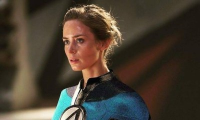 Emily Blunt habla de las películas de superhéroes