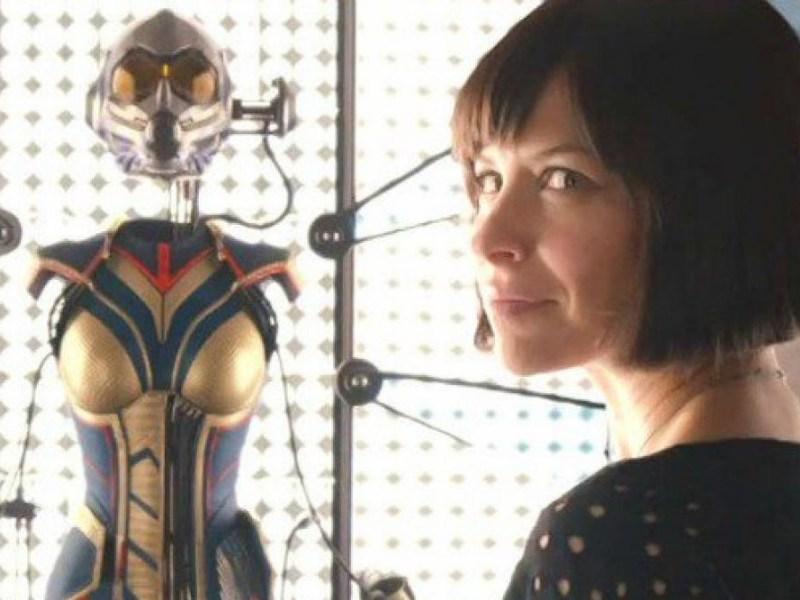 Evangeline Lilly habló del traje de Wasp