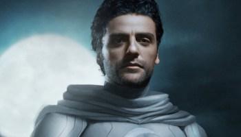 foto de Oscar Isaac como Moon Knight