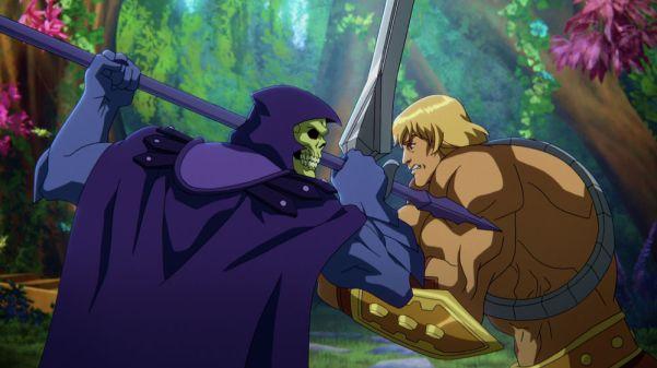¡Por el poder de Grayskull! Publican las primeras imágenes de 'Masters of the Universe: Revelation' he-man-01