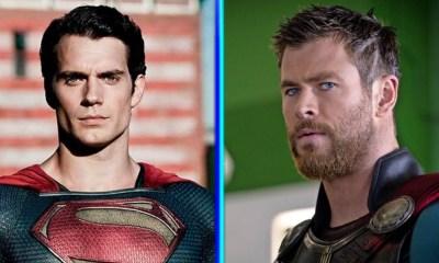 Henry Cavill y Chris Hemsworth quieren ser He-Man