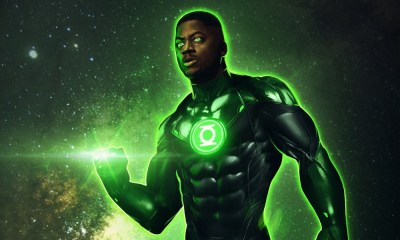 imagen de Green Lantern en 'Zack Snyder's Justice League'