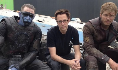 James Gunn habla de Guardians of the Galaxy 4
