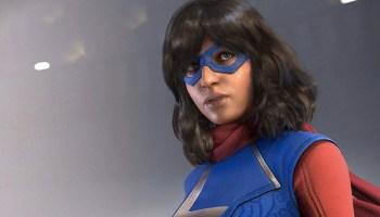 Finalizan las grabaciones de Ms Marvel