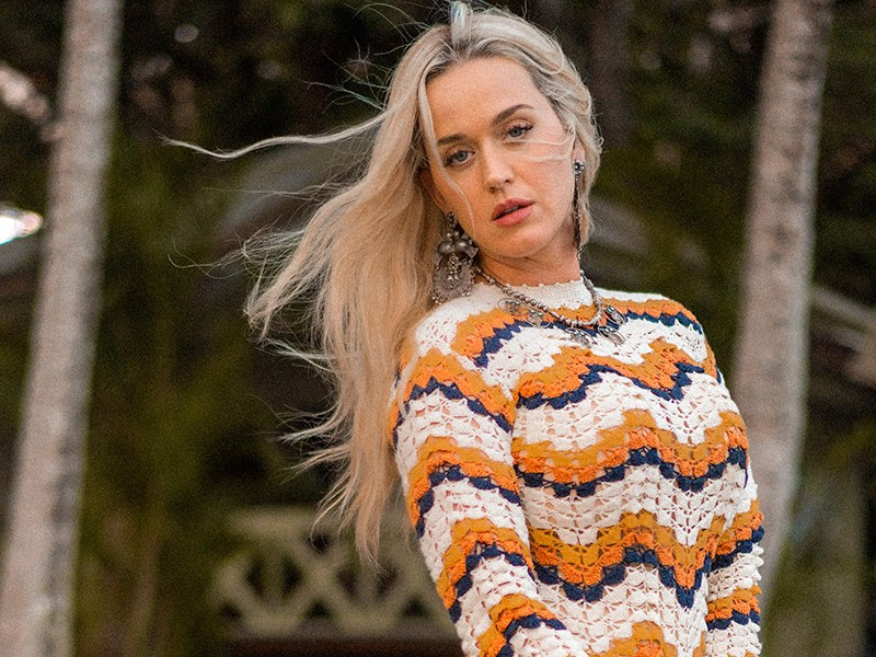 Katy Perry lanza Electric