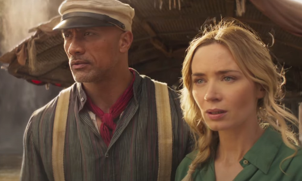 nuevo trailer 'Jungle Cruise'