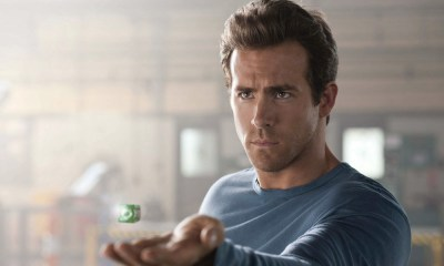 Ryan Reynolds reacciona al anuncio de Guy Gardner