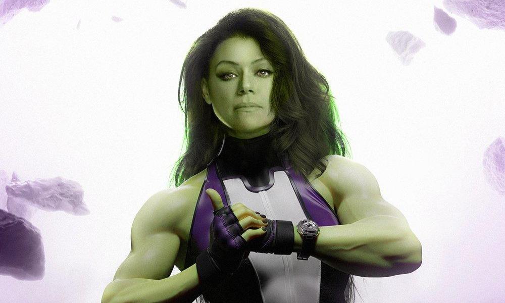 She-Hulk será muy poderosa