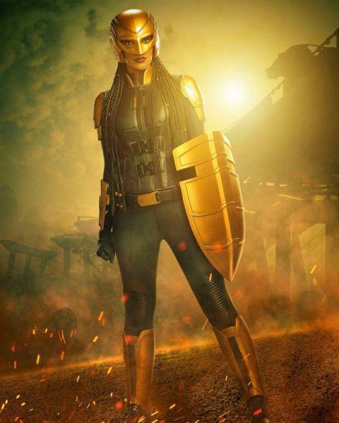 ¡Es oficial! Publican la primera imagen de Kelly Olsen como Guardian en 'Supergirl' supergirl-guardian