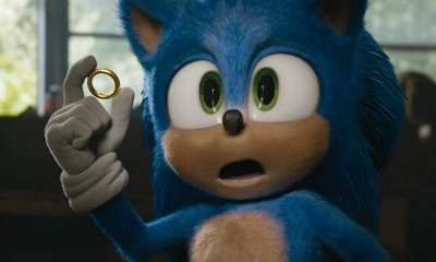 terminaron las grabaciones de 'Sonic the Hedgehog 2'
