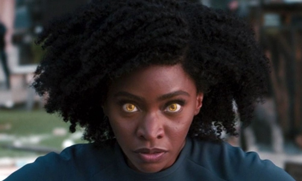 Teyonah Parris habla de Monica Rambeau en 'The Marvels'