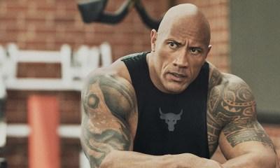 The Rock será Krypto