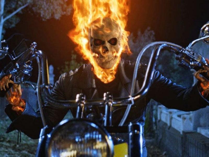 varias versiones de Ghost Rider en el MCU