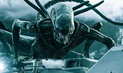 artes conceptuales de Alien 5