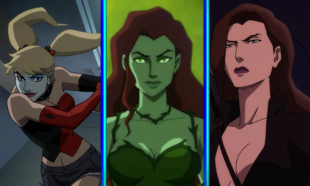 Poison Ivy aparecería en Batwoman