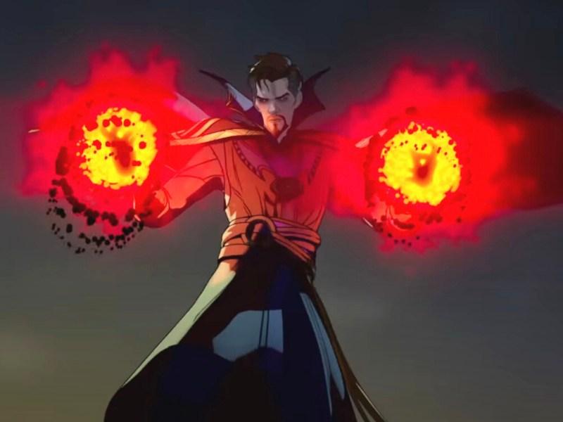 Doctor Strange en What If