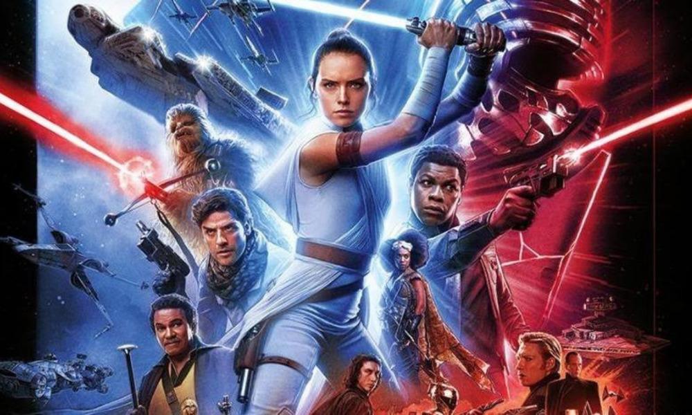 Jodie Comer en The Rise of Skywalker