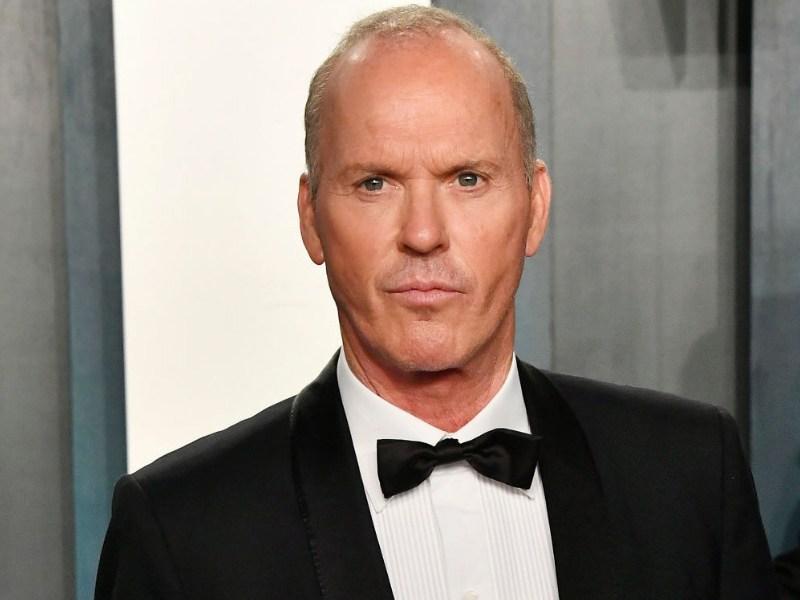 nueva foto de Michael Keaton en The Flash