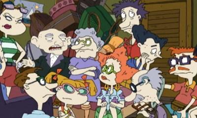 Edad de los papás en Rugrats