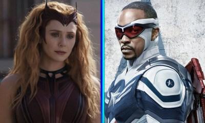 Regreso de Captain America y Scarlet Witch
