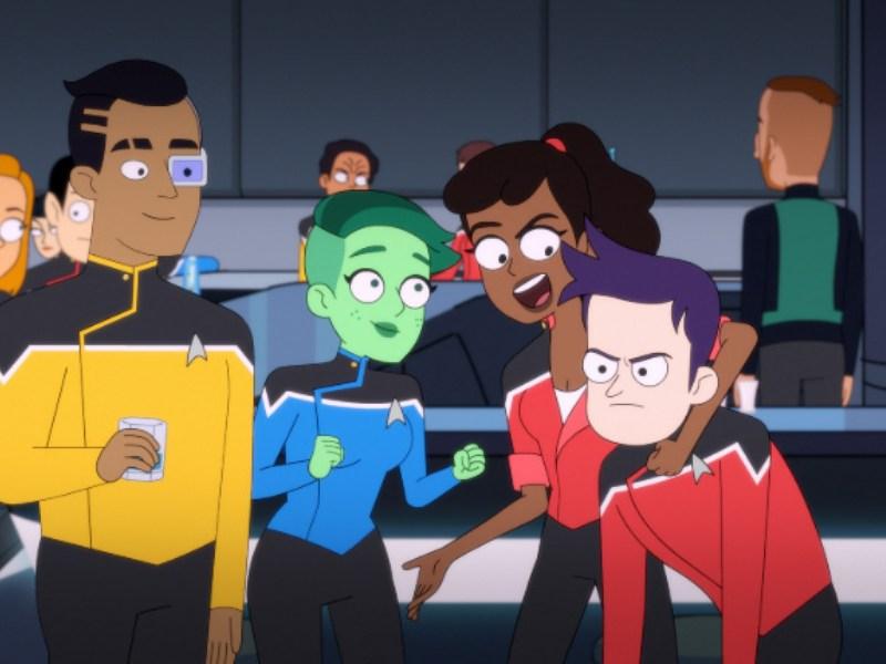 series de Star Trek en Paramount Plus
