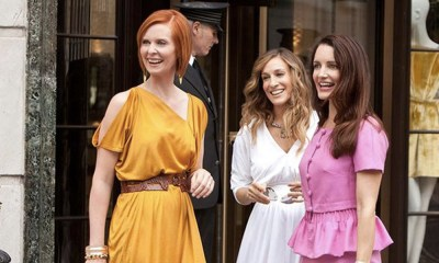 Cuatro actores participarán en el reboot de Sex and the City