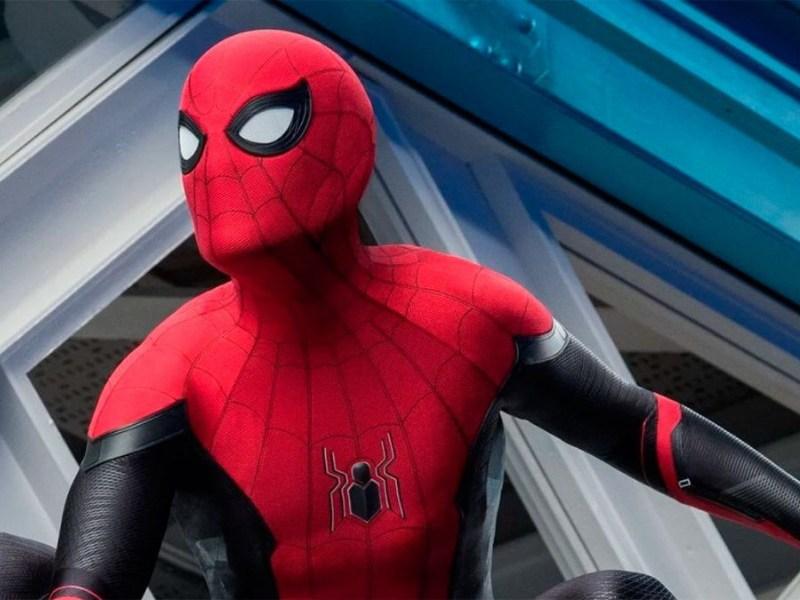 Spider-Man conoce al Papa Francisco