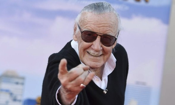 Calle en honor a Stan Lee