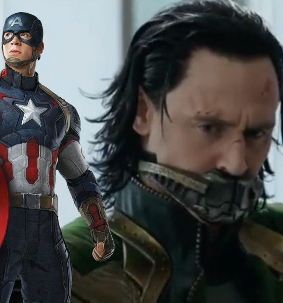 Steve Rogers en Loki
