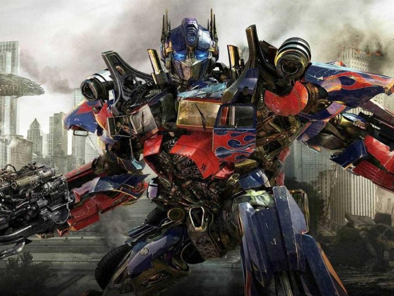 título y protagonistas de la nueva película de Transformers