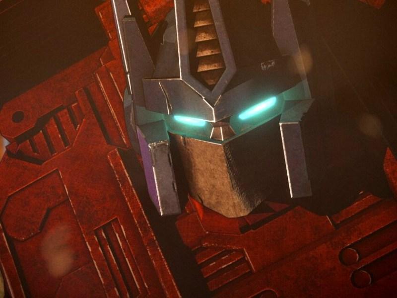 'Transformers War for Cybertron Kingdom' será un crossover