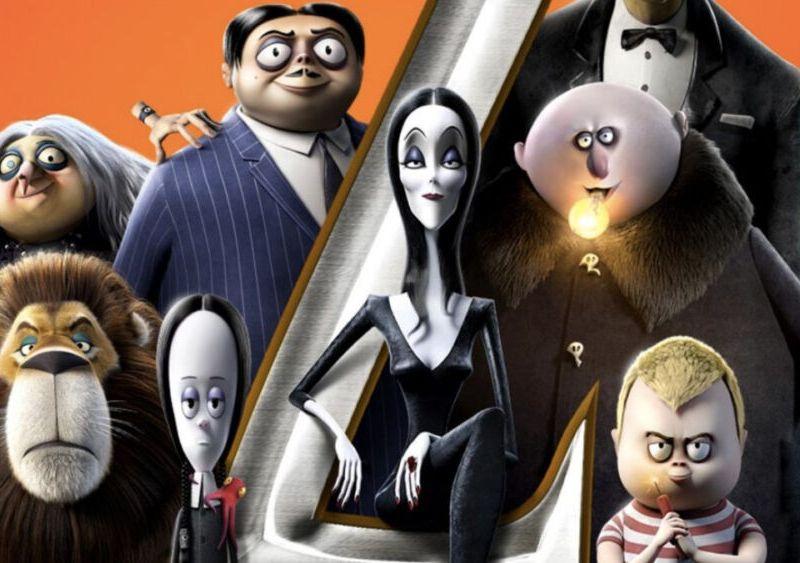 Primer trailer de The Addams Family 2